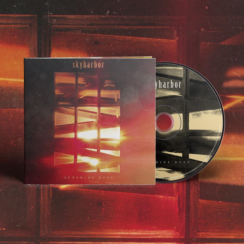 Sunshine Dust CD/Poster