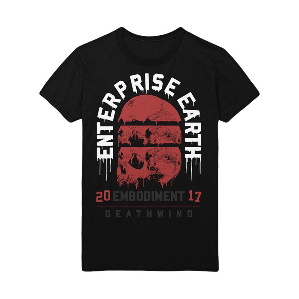 Deathwind Black T-shirt