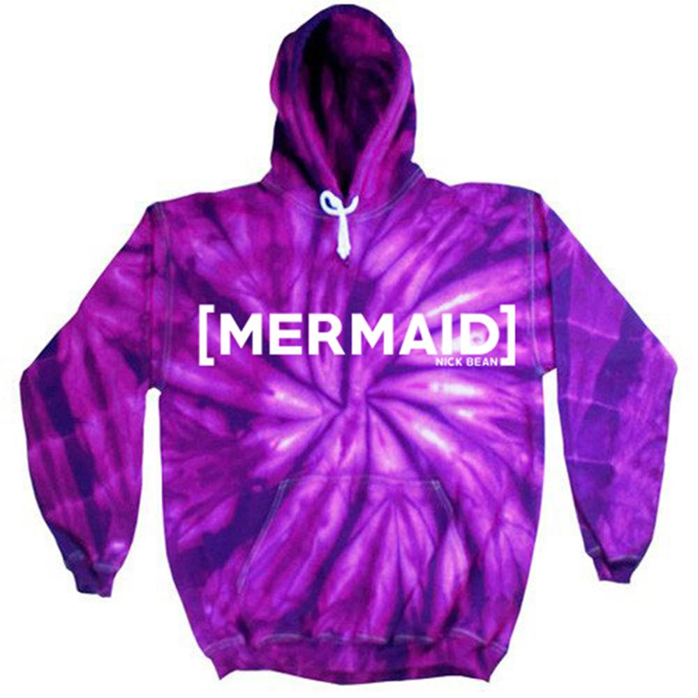 Mermaid Spider Purple