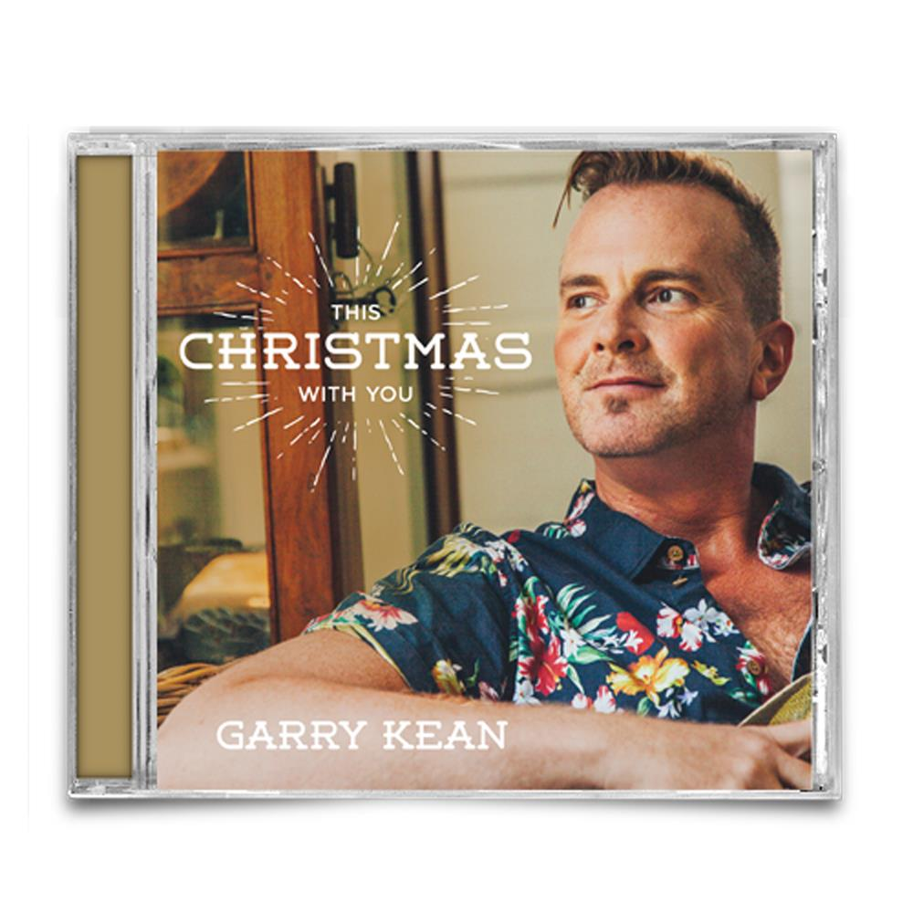 Garry Kean - This Christmas With You CD