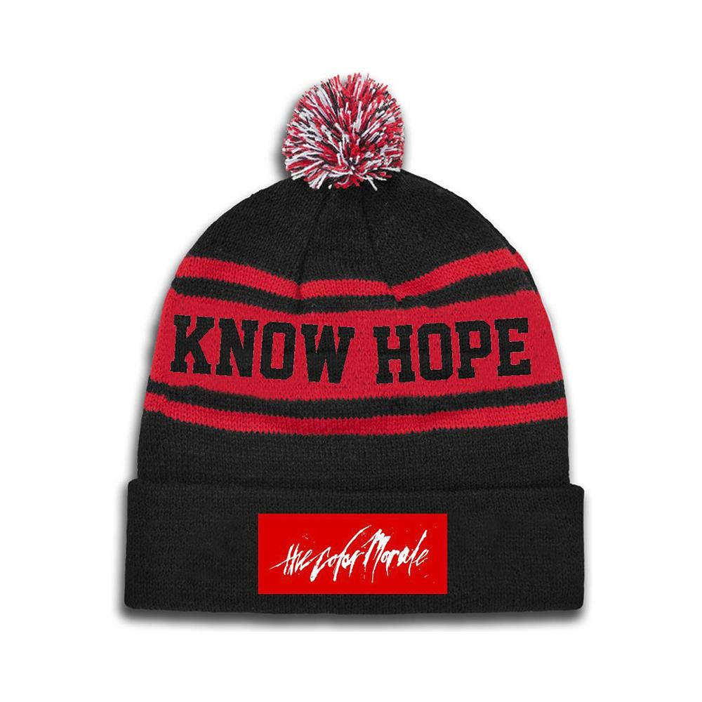 Know Hope Red/Black Holiday