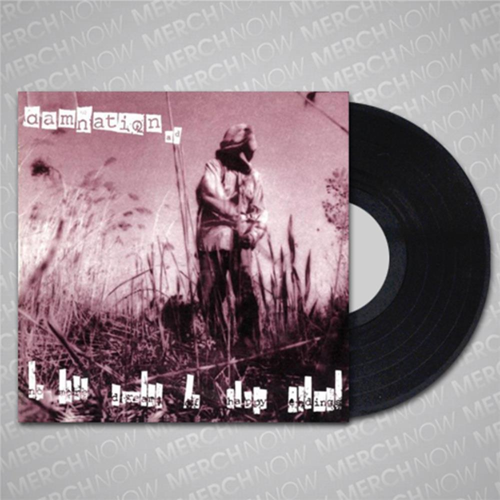 No More Dreams Of Happy Endings Vinyl