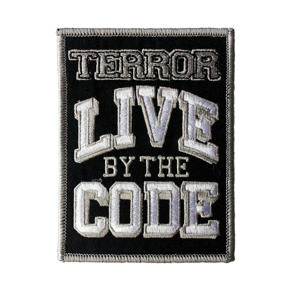 Live By The Code Black