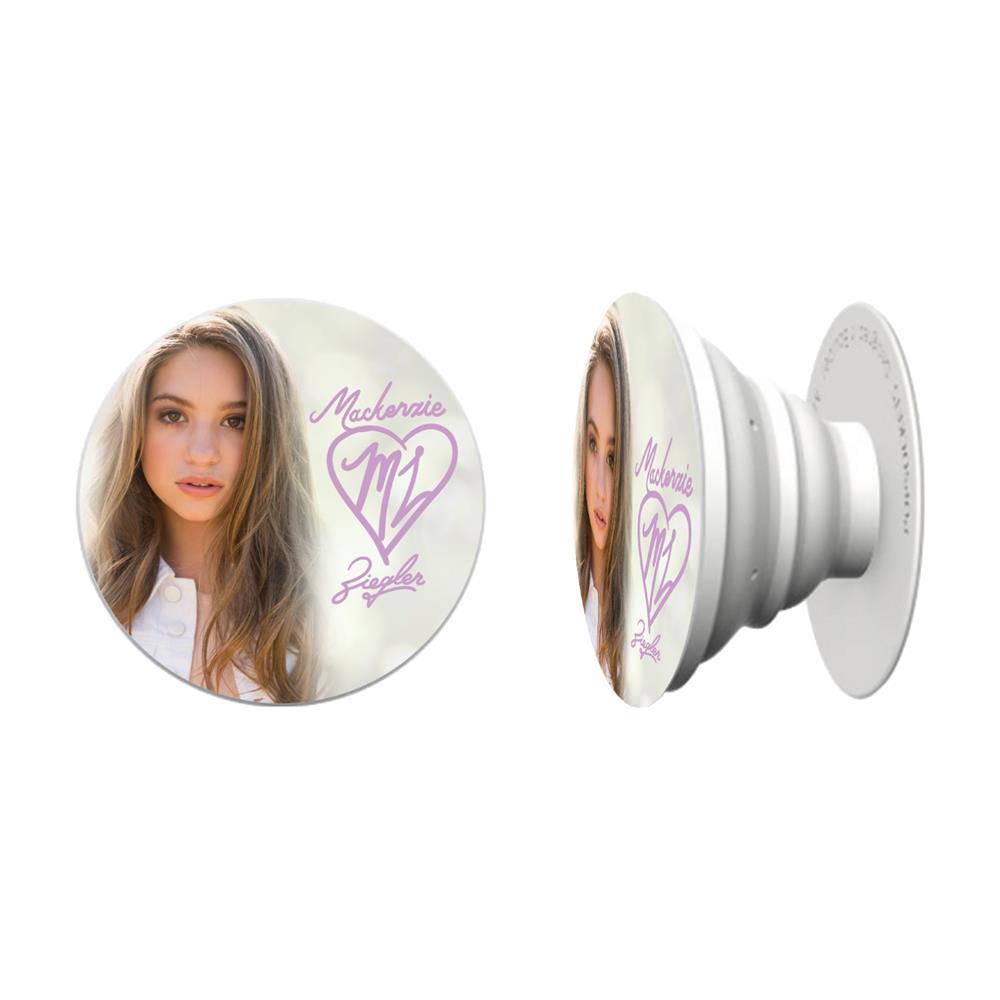 Heart Logo phone grip