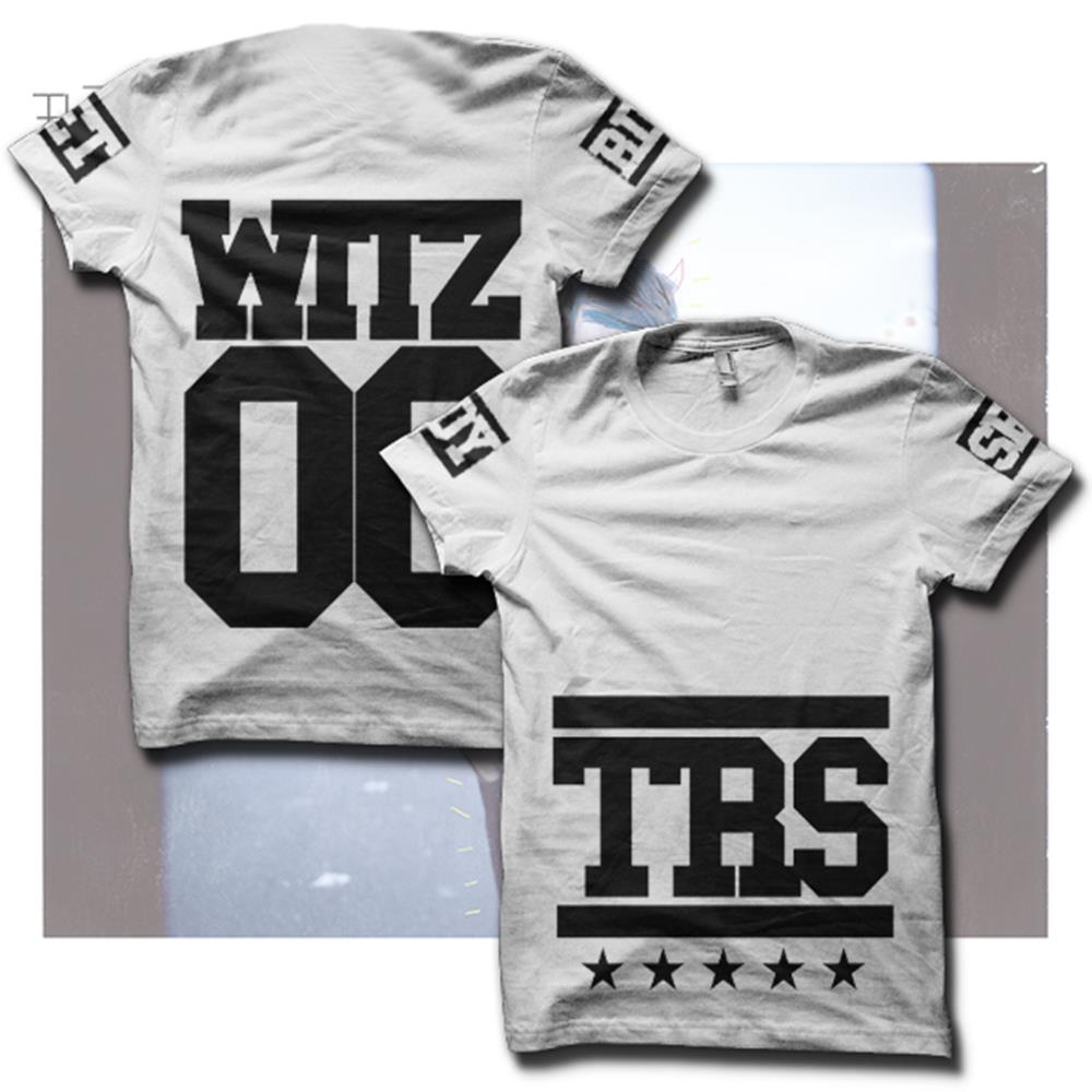 Witz Team White Girl's Shirt