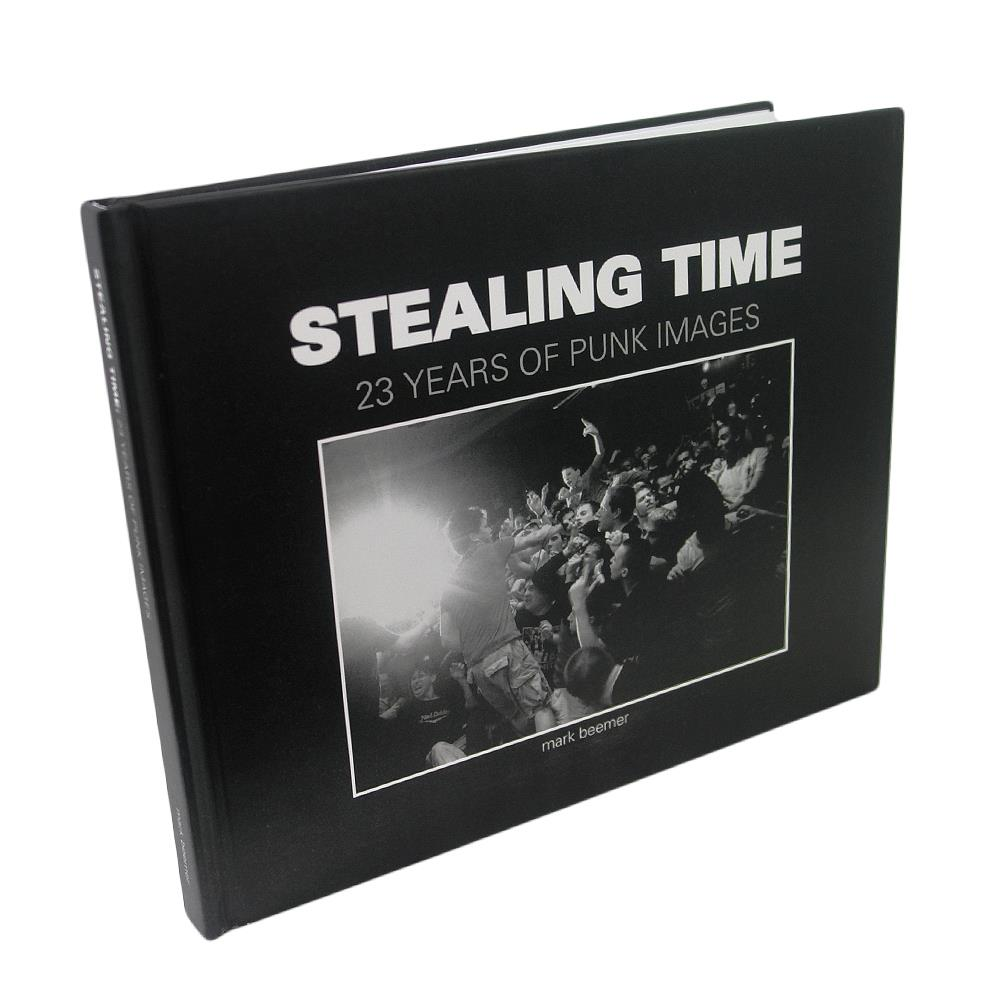 Stealing Time: 23 Years Of Punk Rock Book