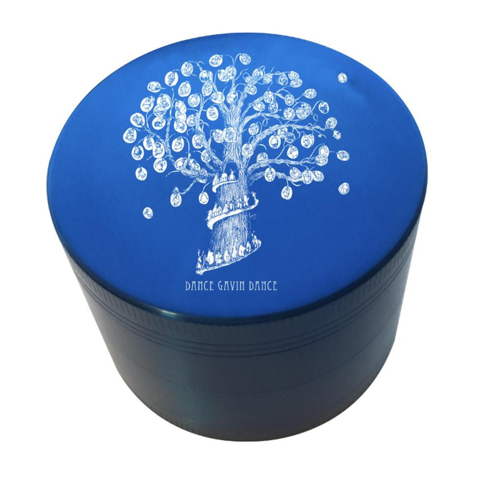 Artificial Selection Blue Grinder