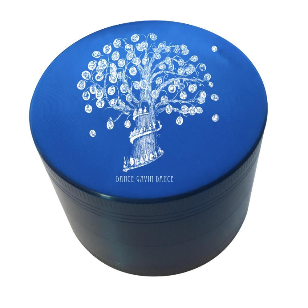 Artificial Selection Blue Grinder