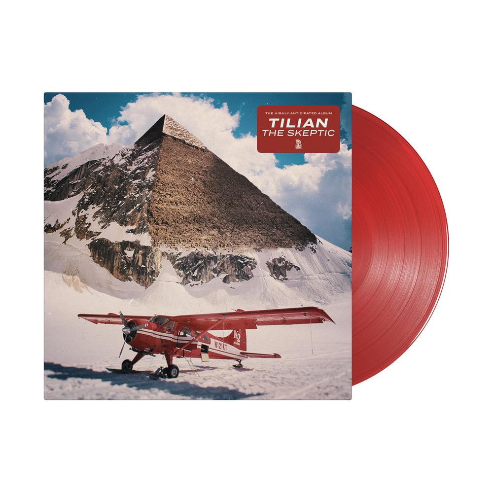 The Skeptic Red Vinyl