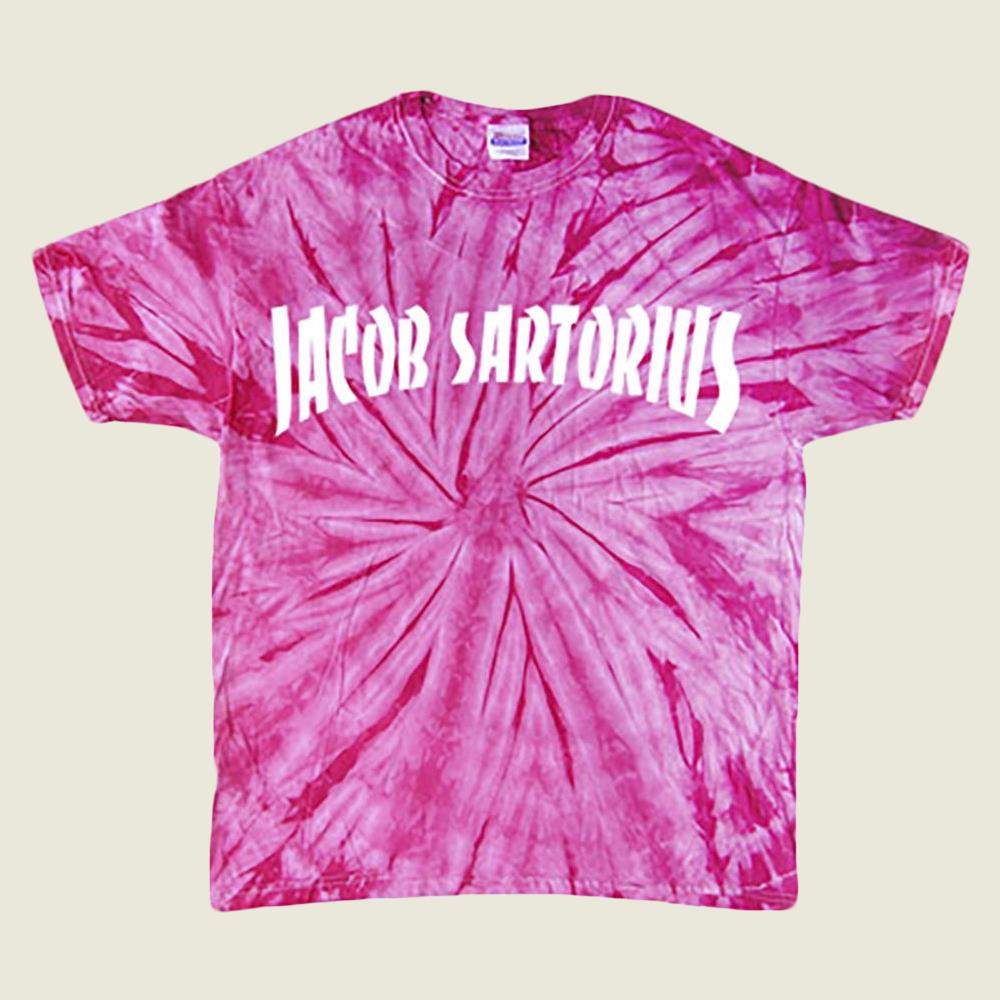 Logo Pink Tie Dye