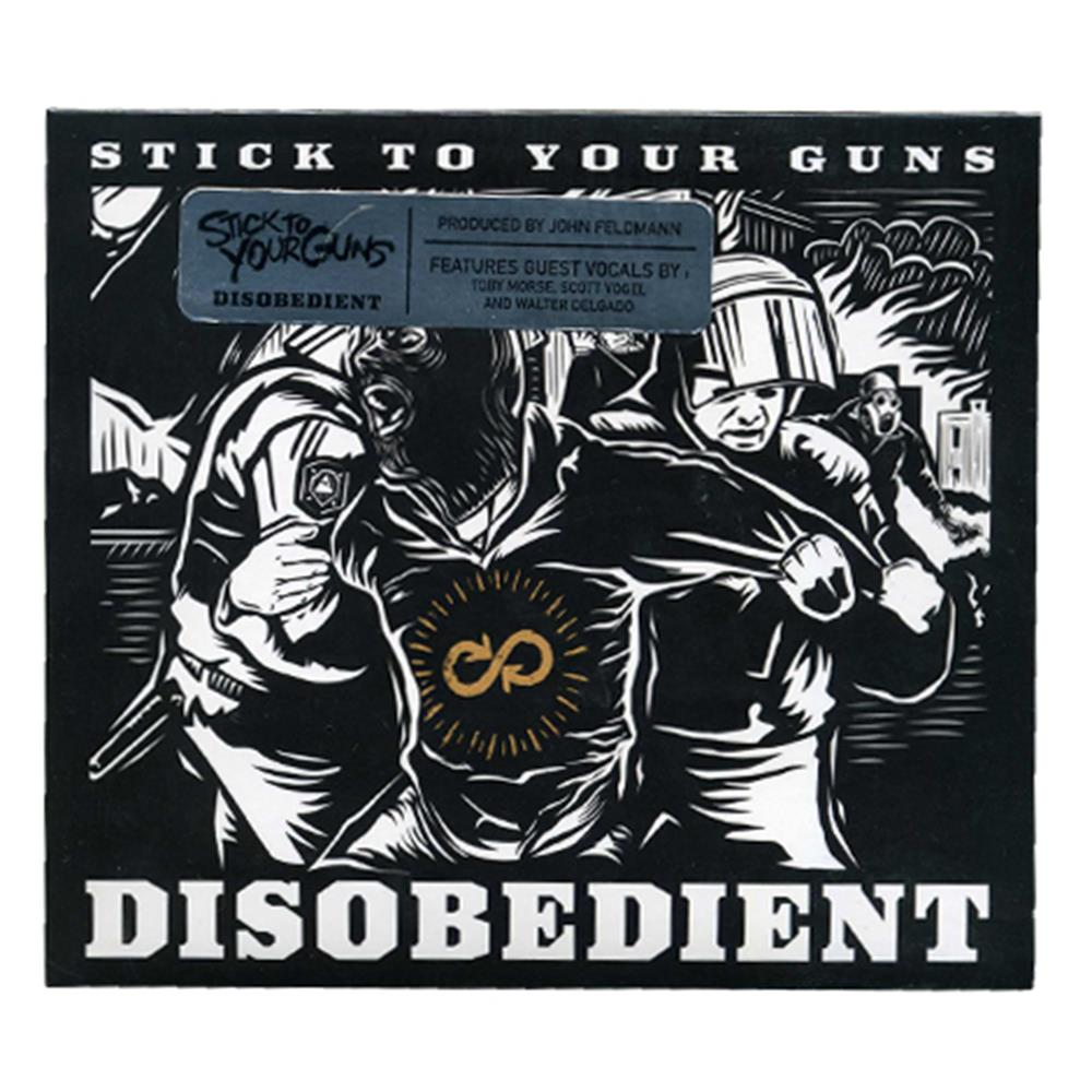 Disobedient CD
