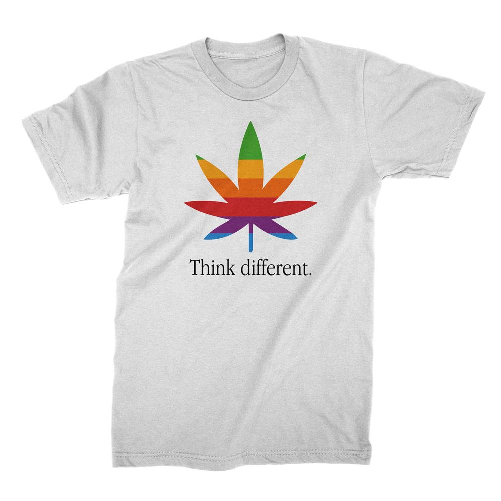 Think Different White