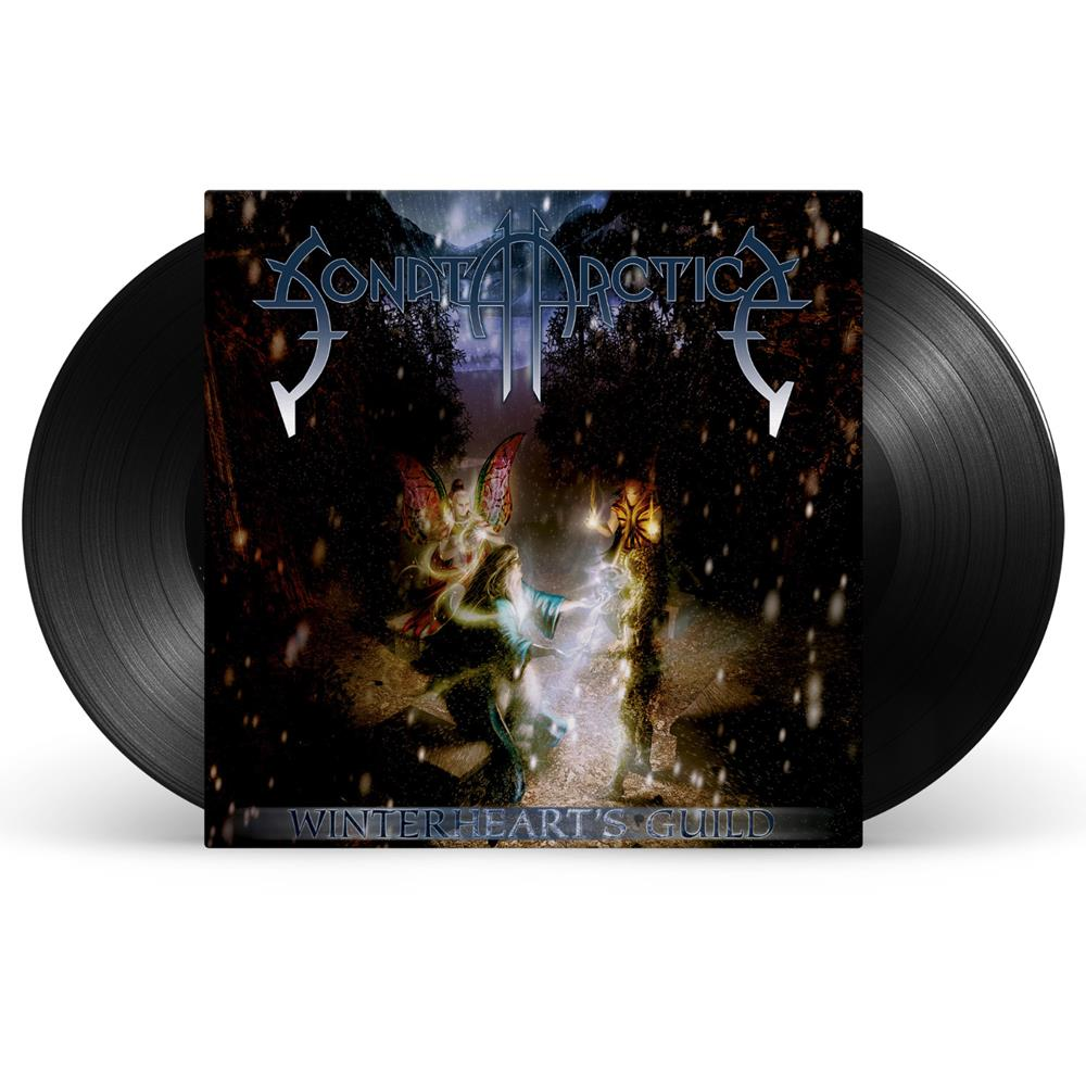Winterheart's Guild Black Vinyl 2xLP