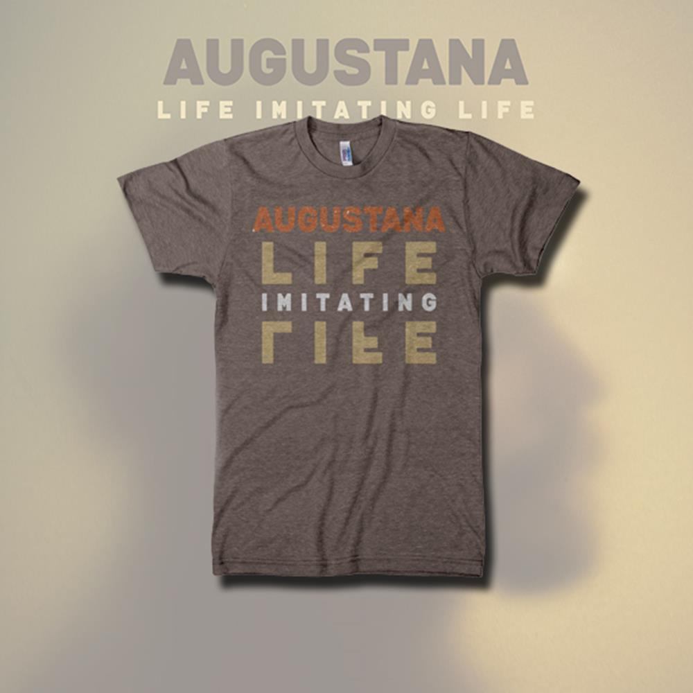 Life Imitating Life Heather Brown Girl's Shirt