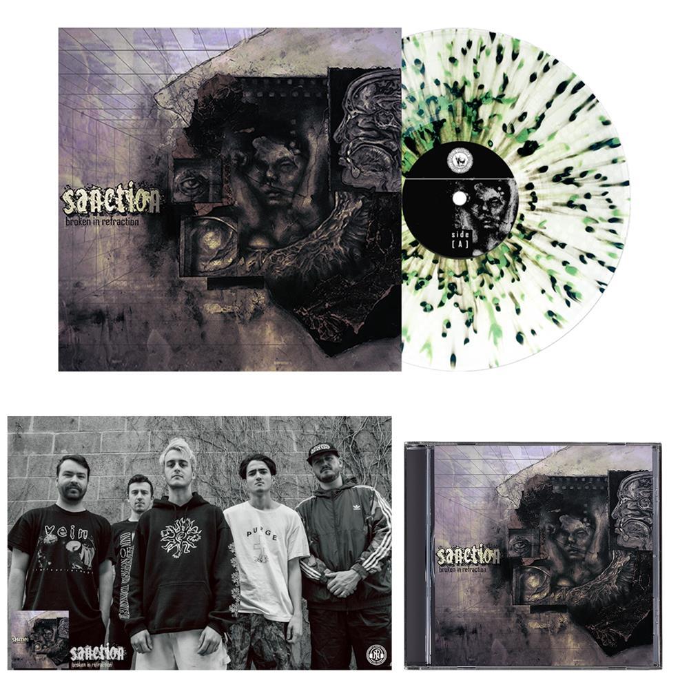 Broken In Refraction Various LP + CD
