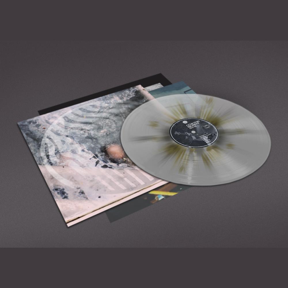 Cemetery Highrise Slum Clear/Silver/Gold Splatter Vinyl LP