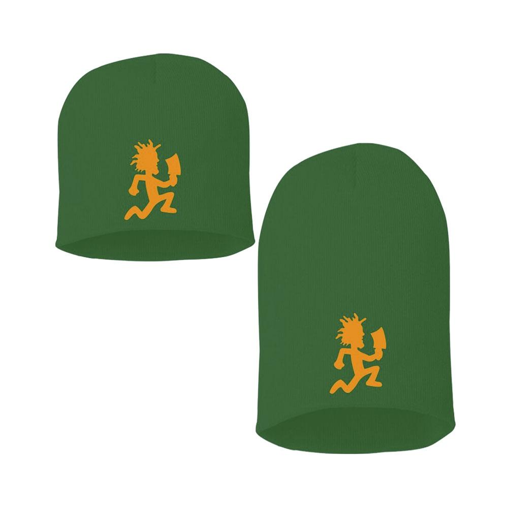 Orange Hatchetman Green