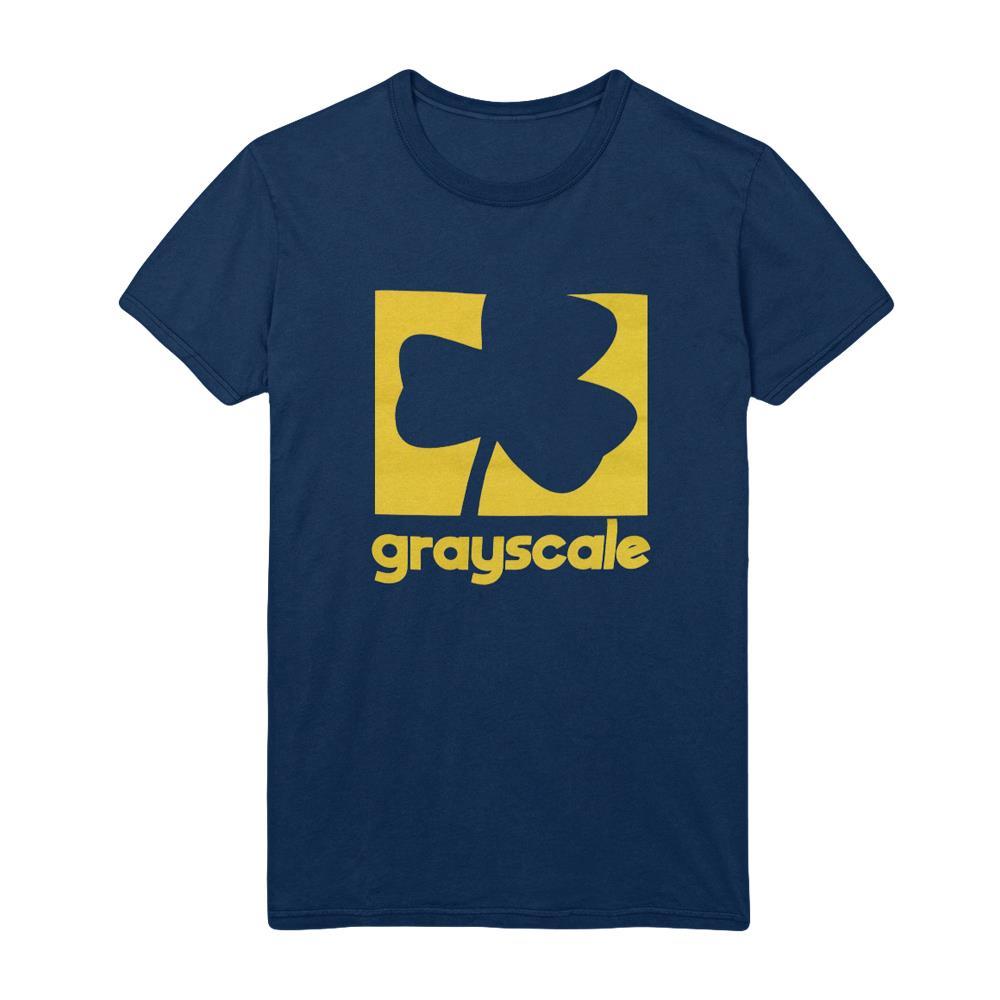 Clover Navy T-Shirt