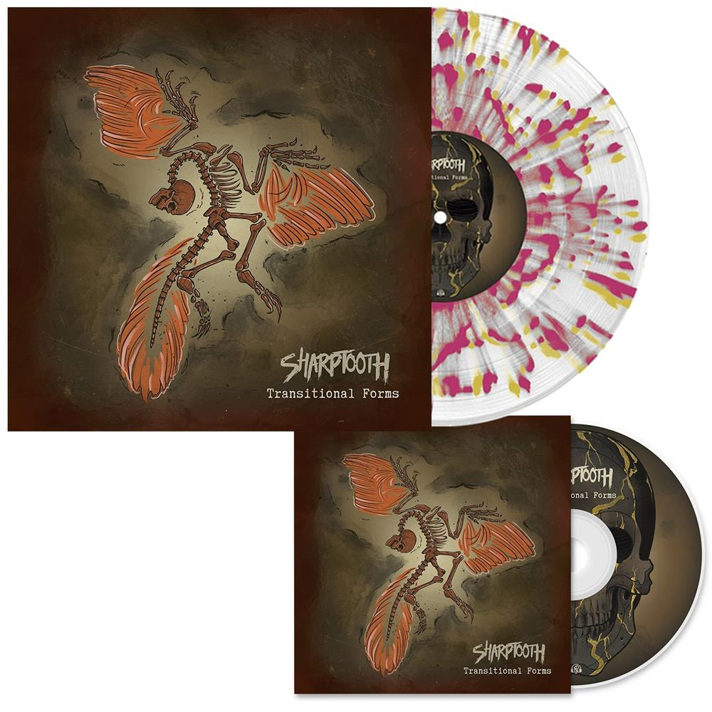 Transitional Forms CD+LP