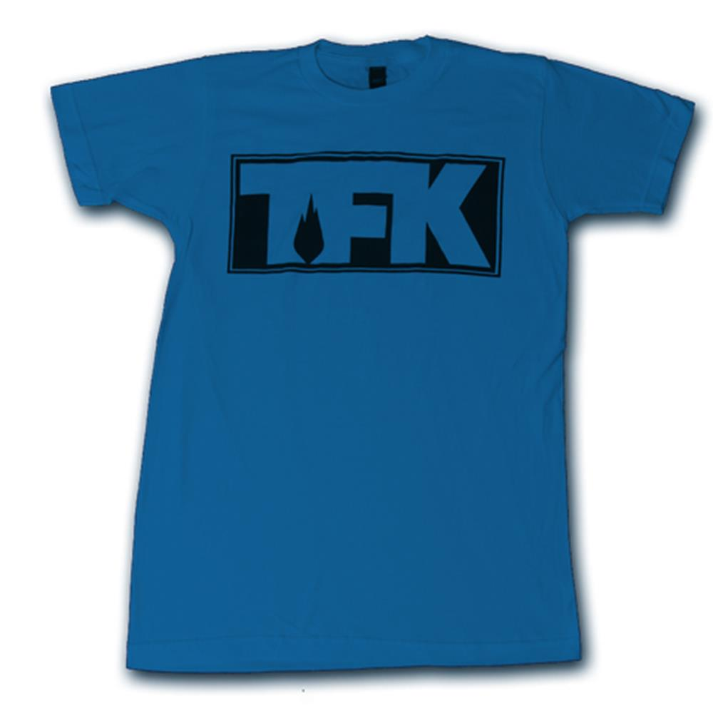TFK Outline Logo Teal