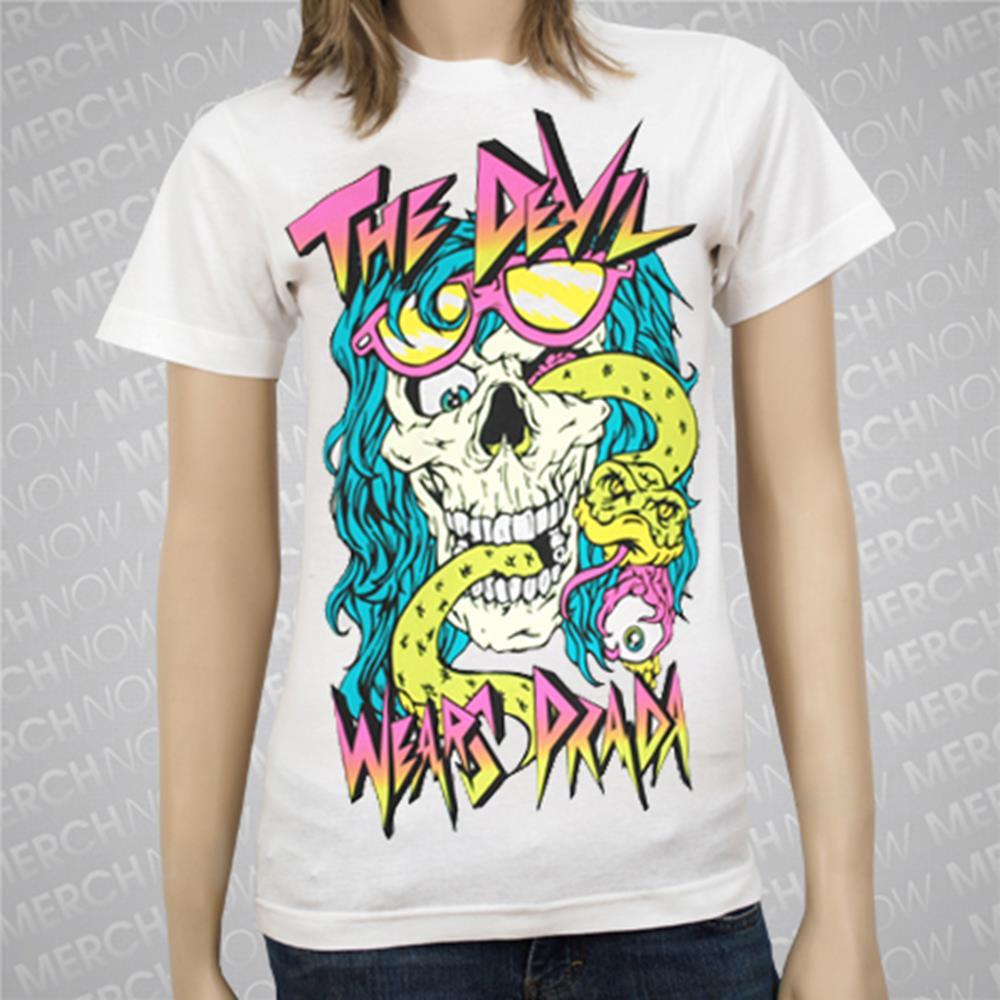 Skull Shades  Girl Shirt