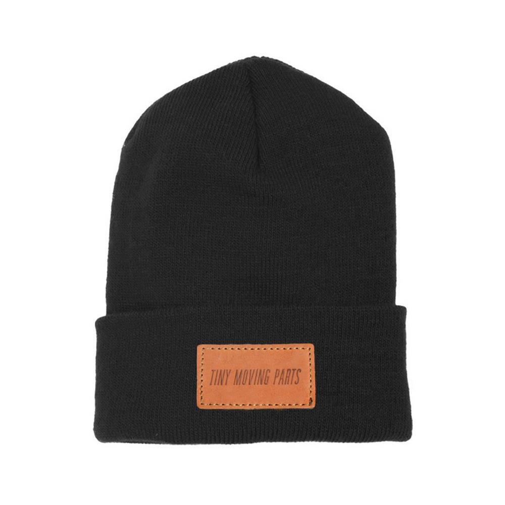 Logo Black Patch Beanie