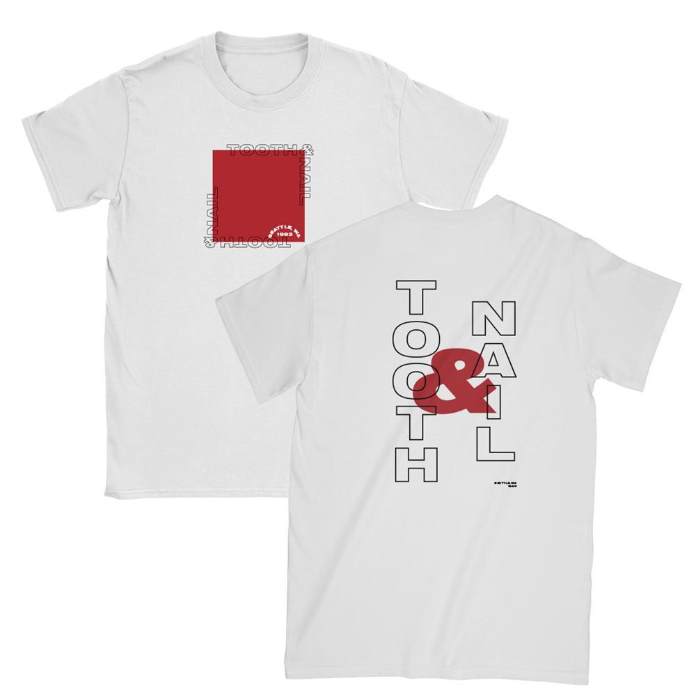 Square Logo White