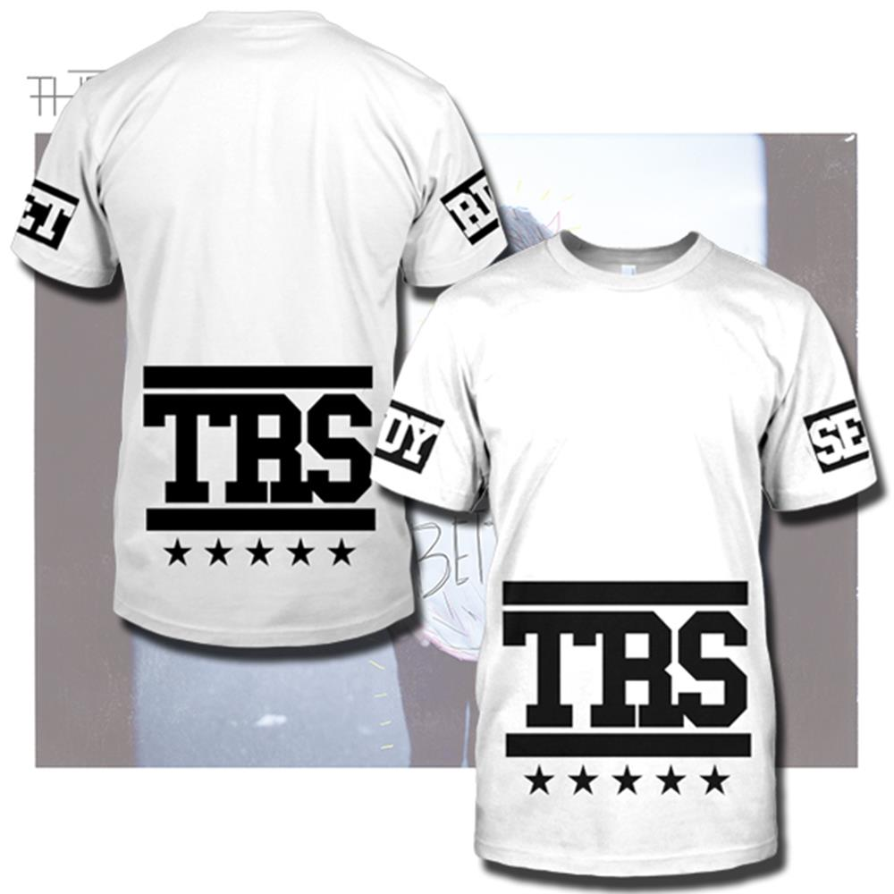 TRS Team White T-Shirt