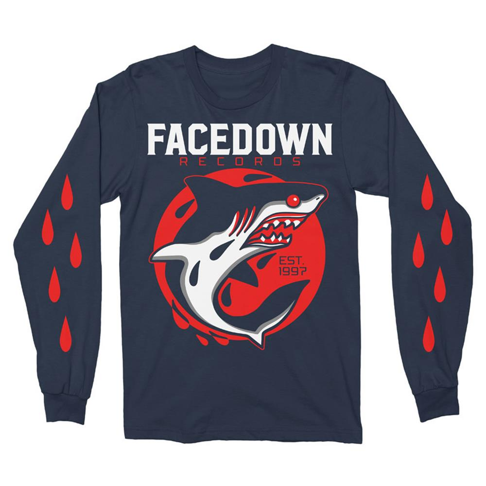 Bloodshark Navy                                                merch