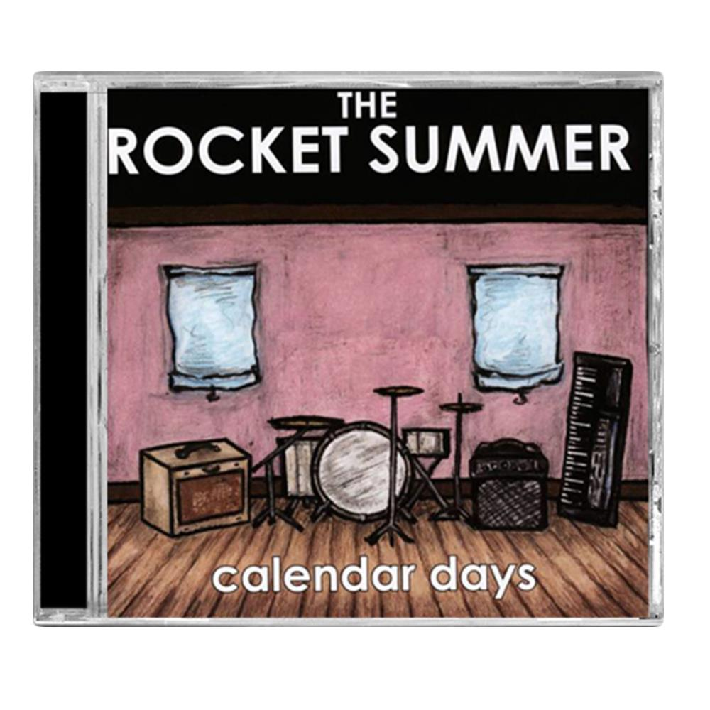 Calendar Days CD/DVD