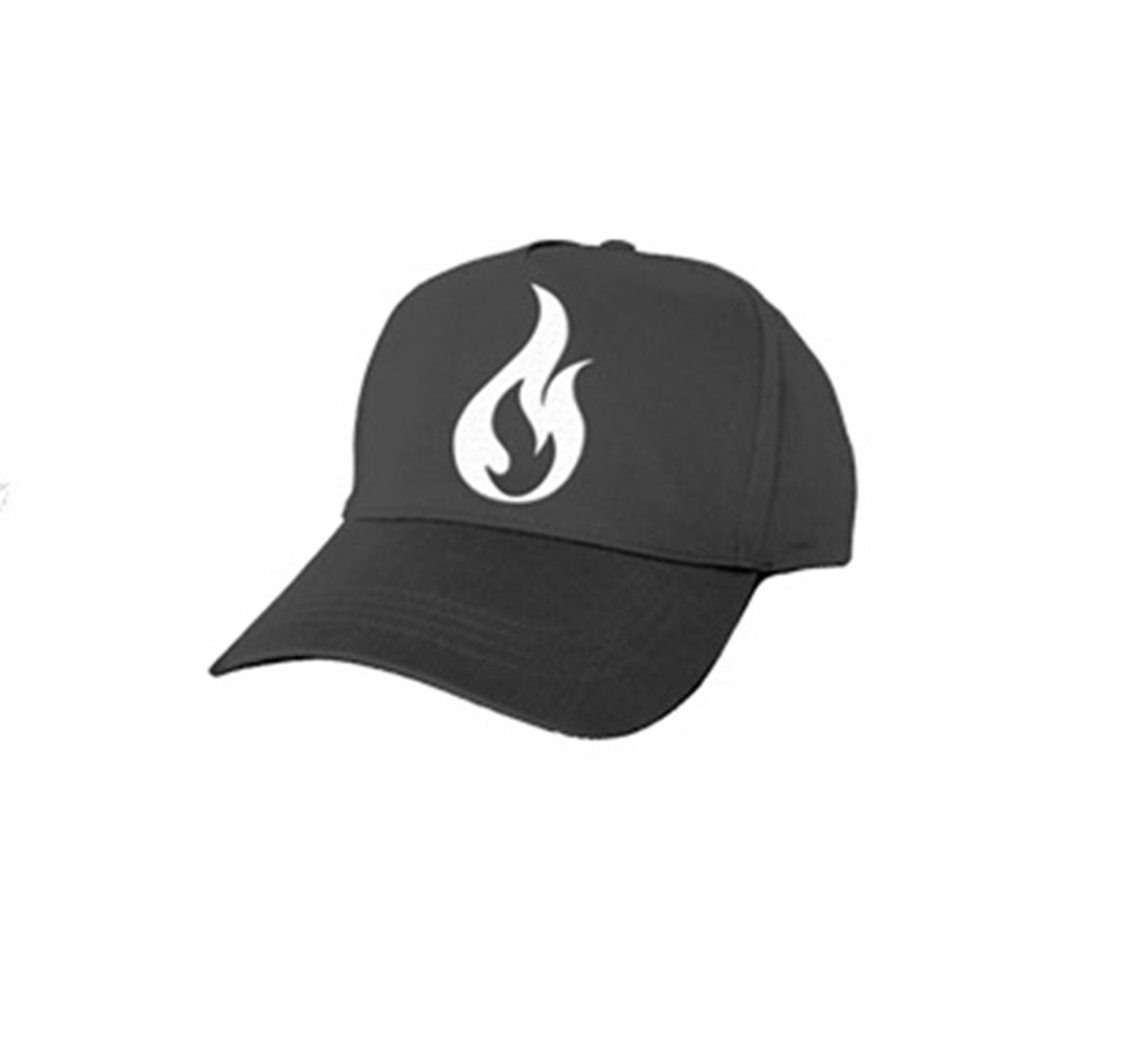 Flame Dad Hat