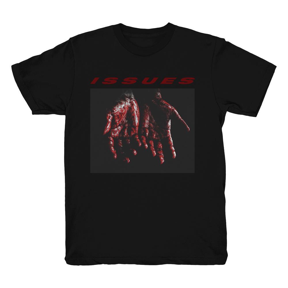 Bloody Hands Black