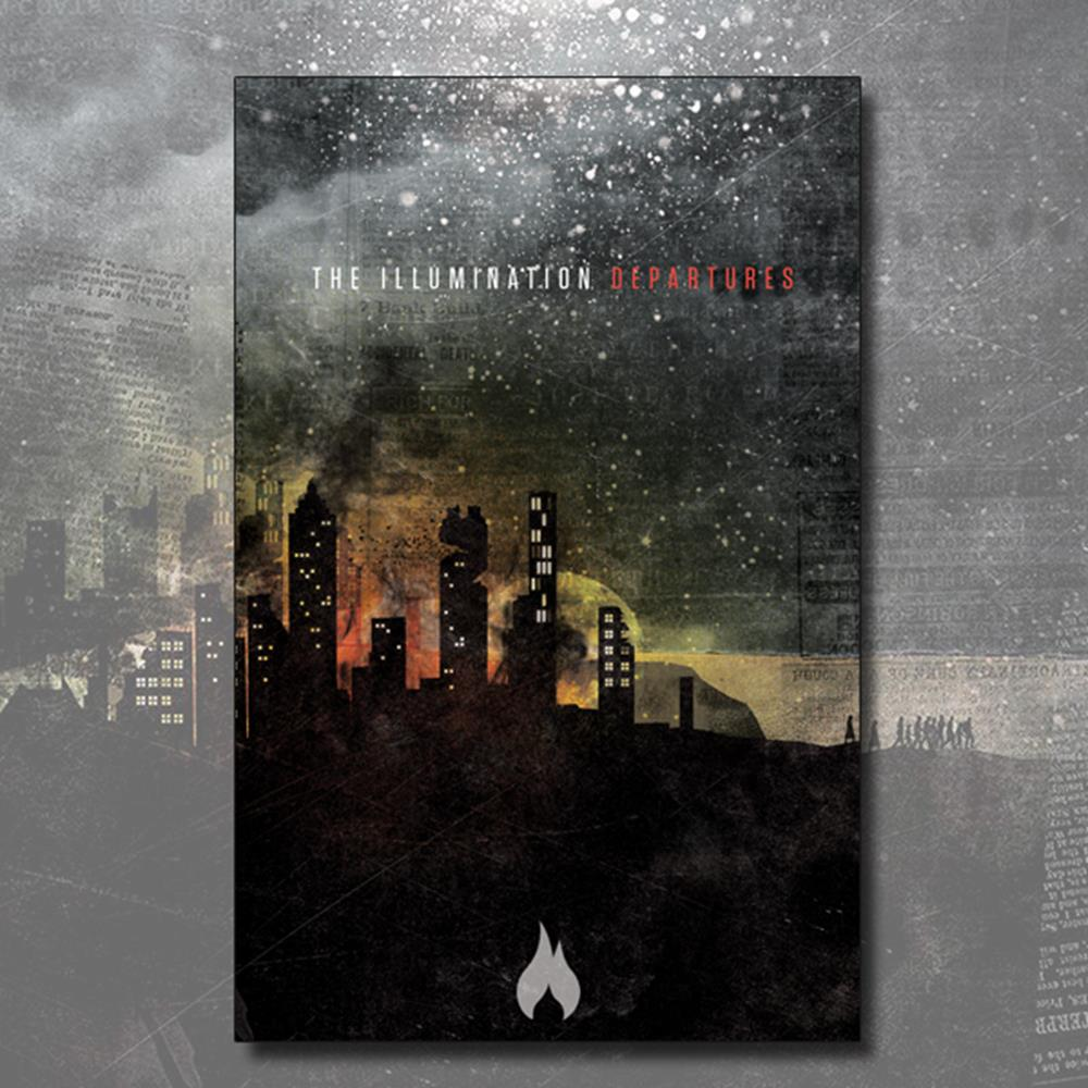 Departures Album Poster