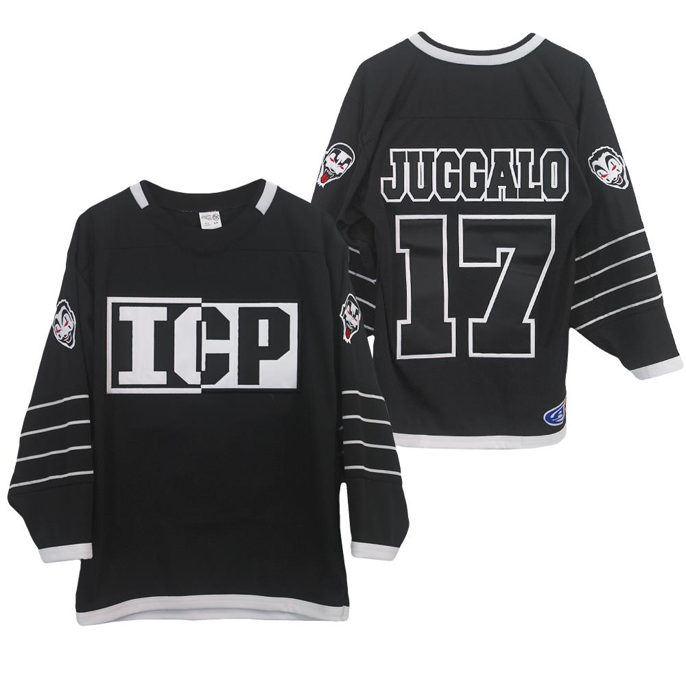 Juggalo Black/White Hockey