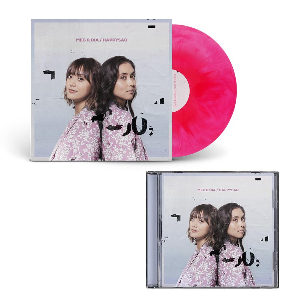 happysad CD + LP + DD