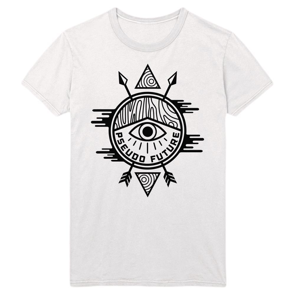 Eye Arrows White