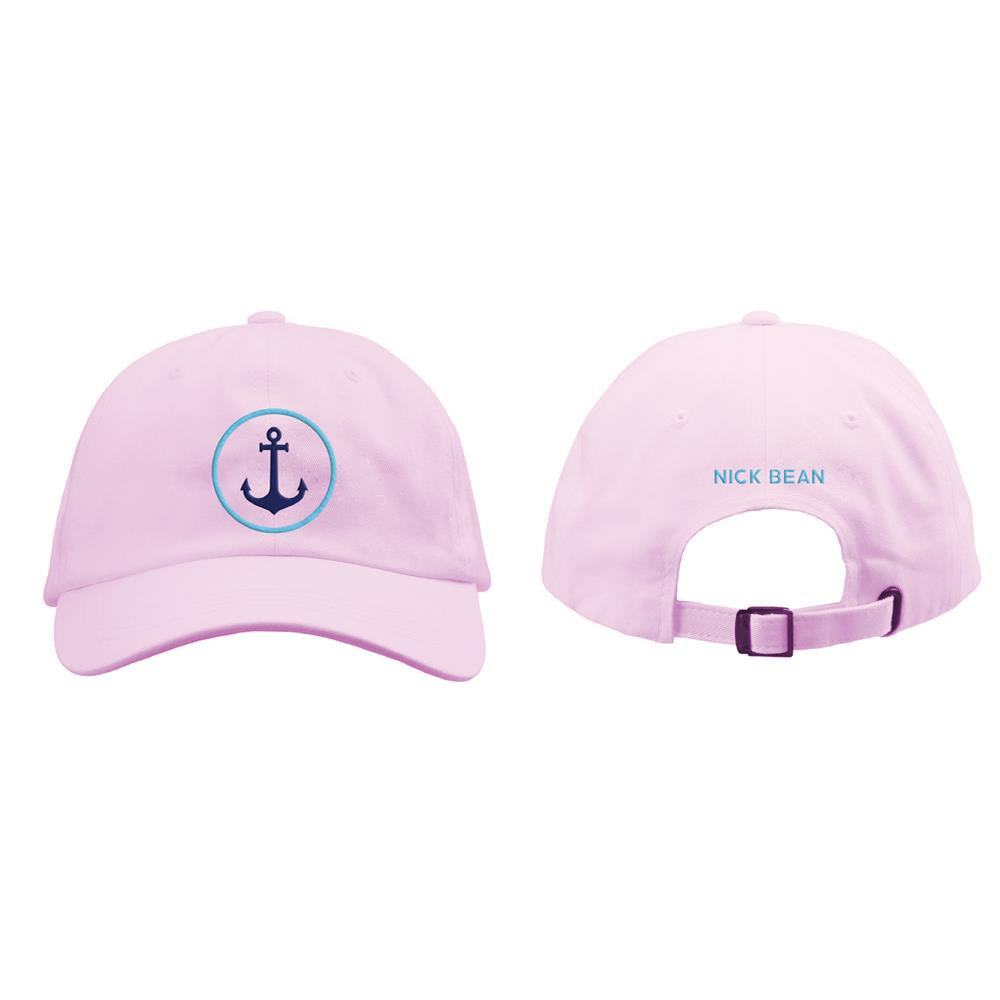 Anchor Pink Dad Hat