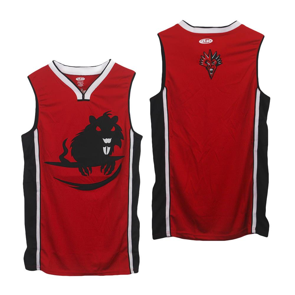 Flip The Rat Black/Red Basketball