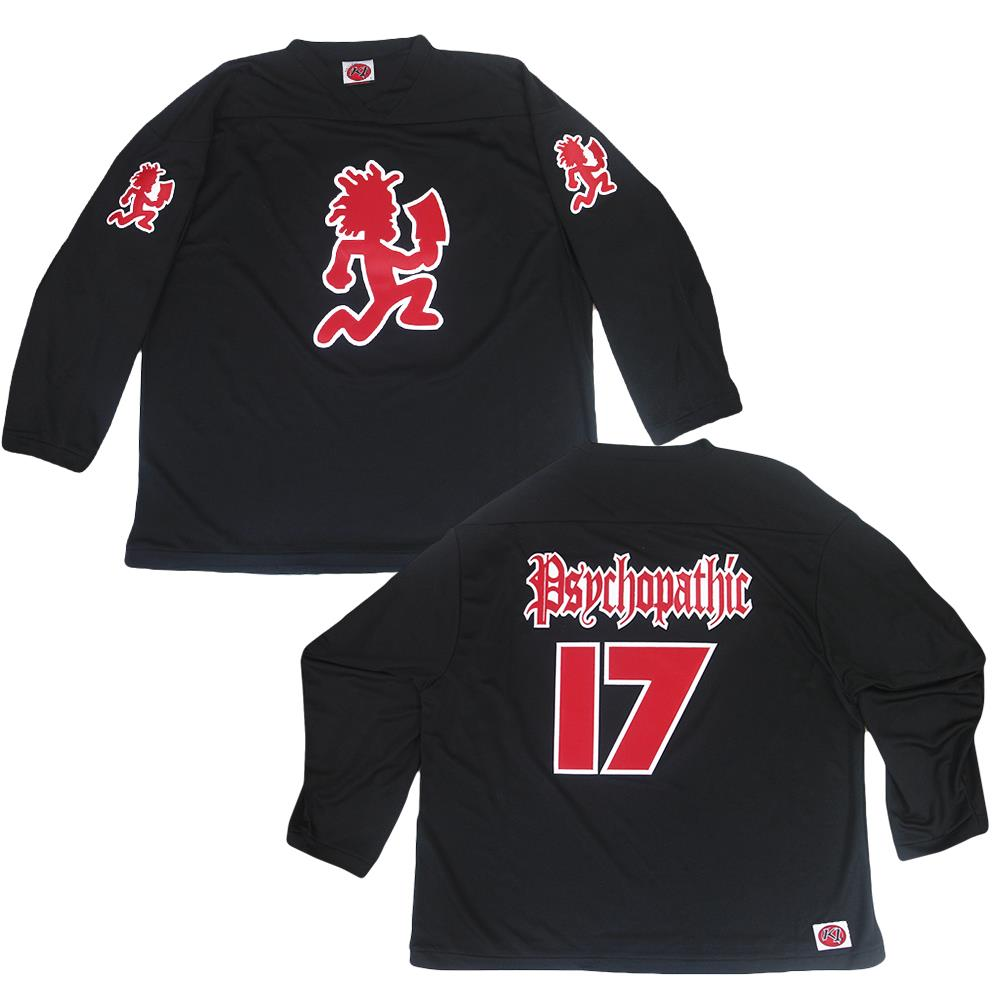 Gothic 17 Black Hockey Jersey