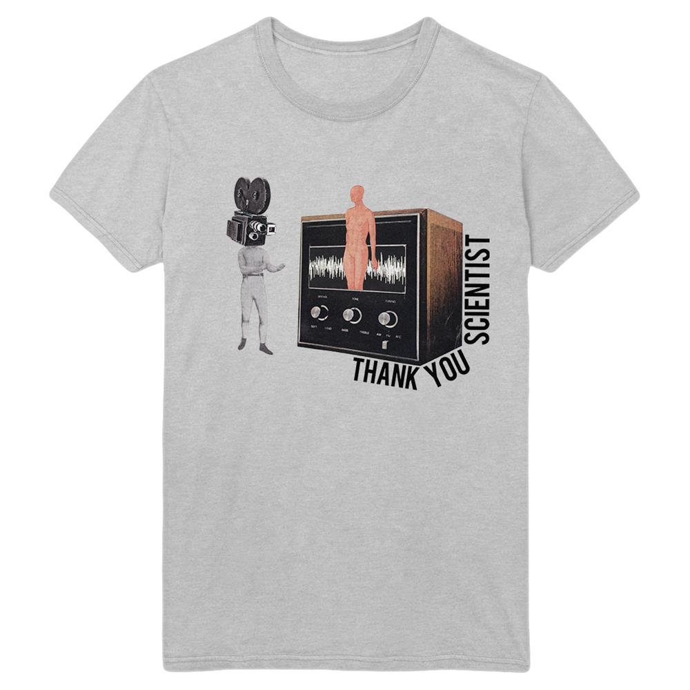 Radio Heather Grey