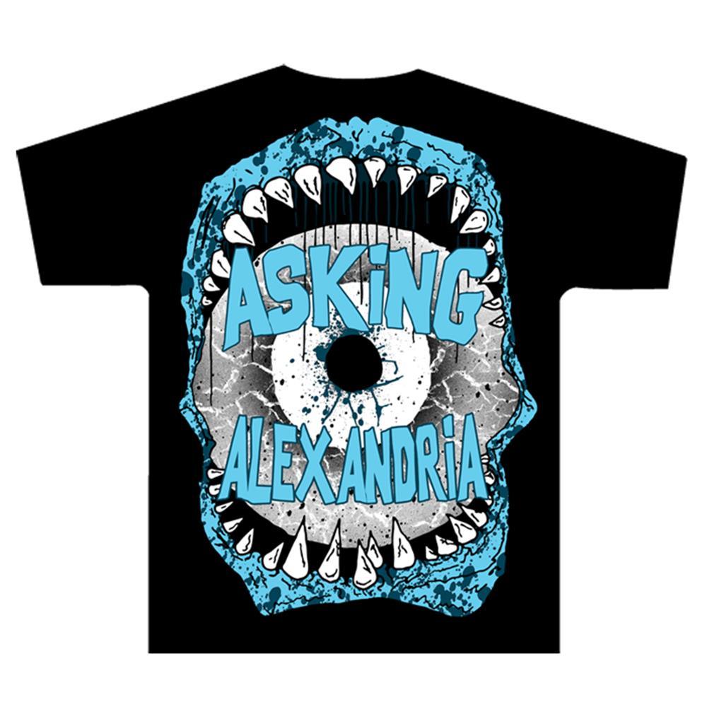 Shark Mouf Black