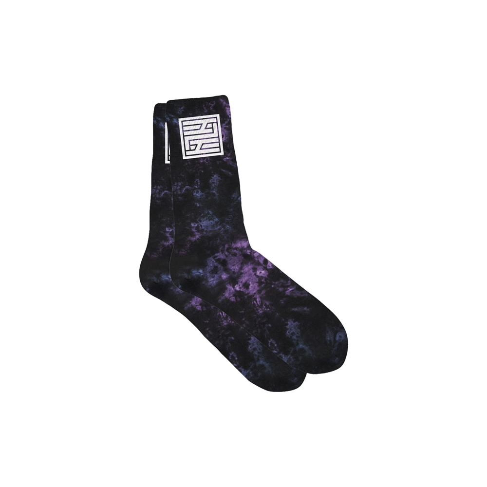 Dissonants Purple Socks