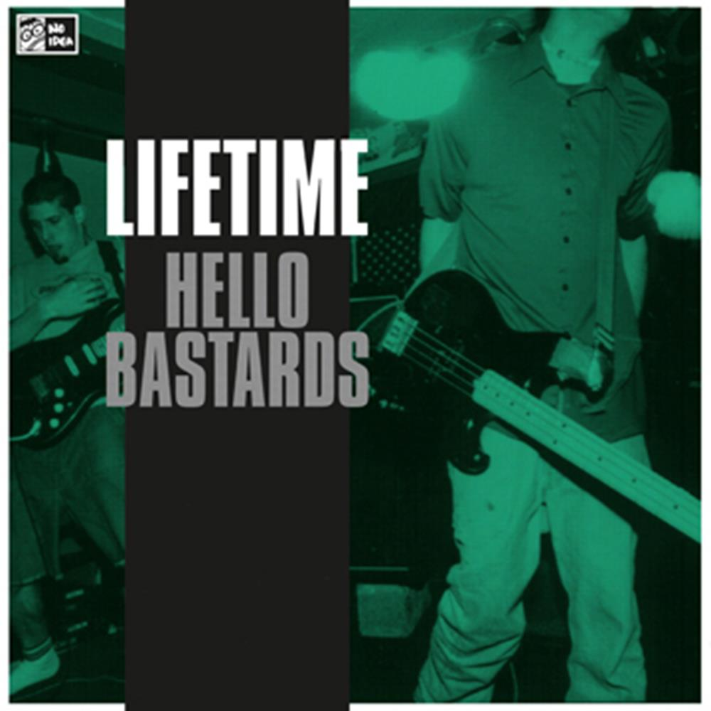 Hello Bastards White/Green Swirl LP