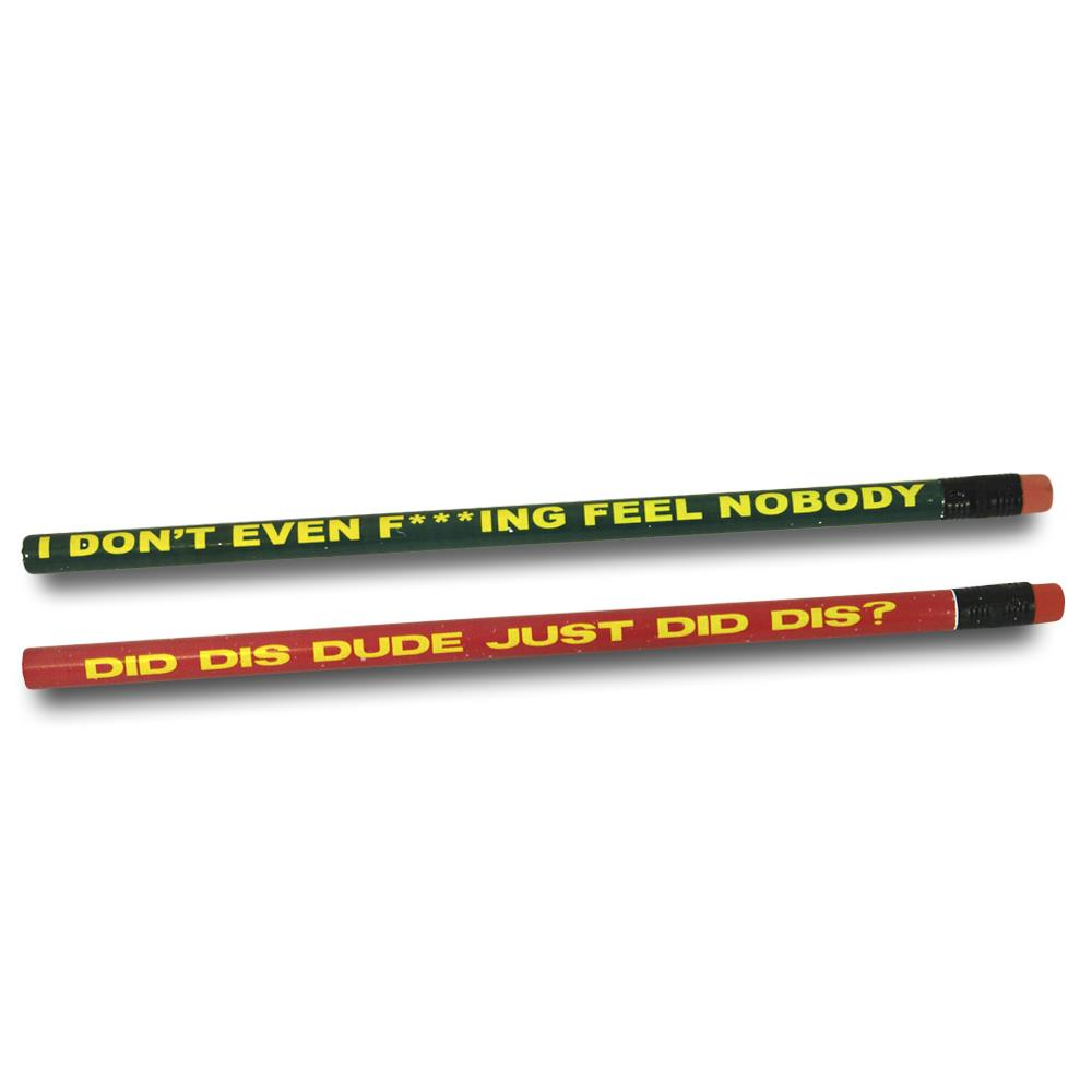 Lyrics Custom Pencil Set