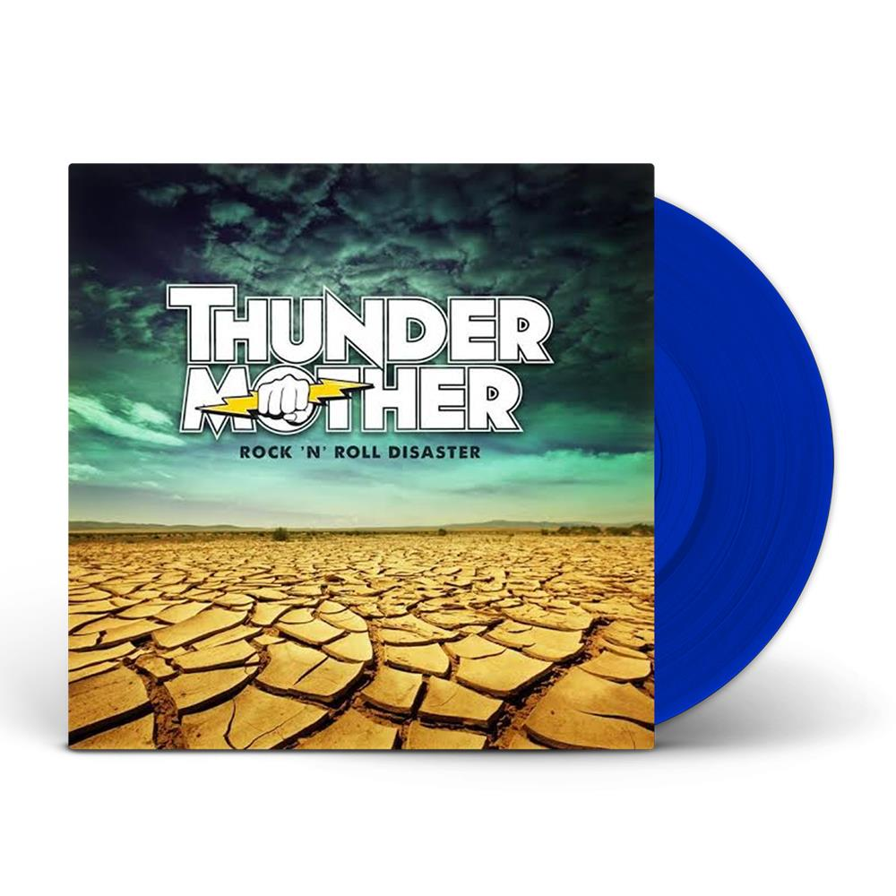 Rock 'N' Roll Disaster Blue Vinyl