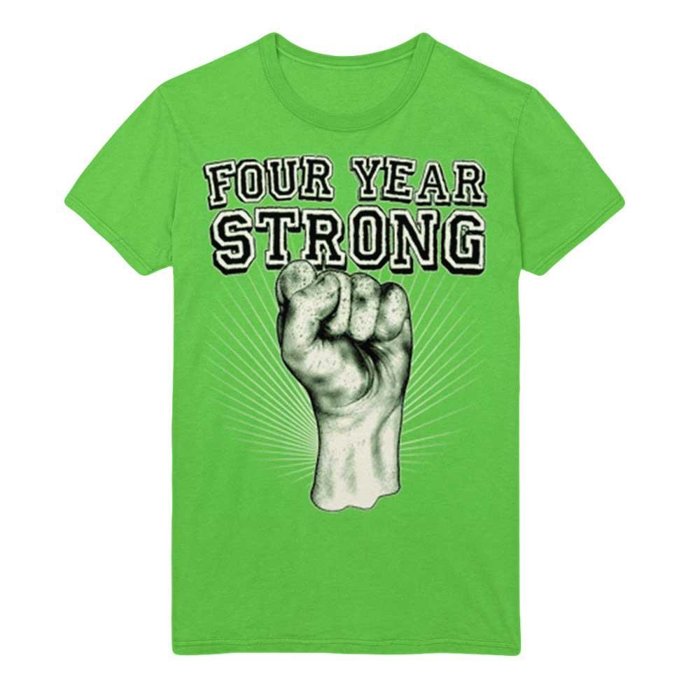 Fist Green