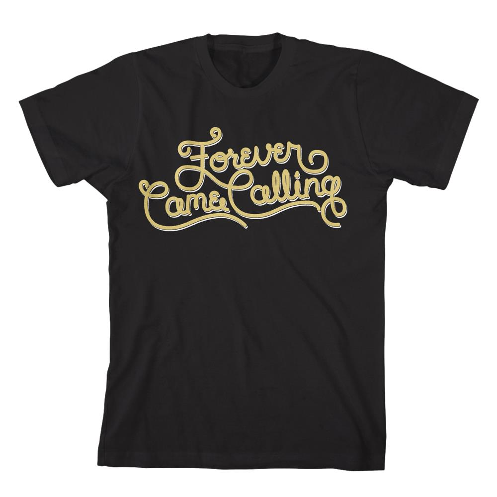 Script Black T-Shirt