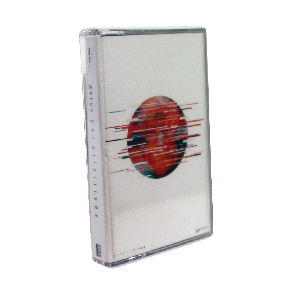Parallel Lives Clear W/ Blue Liner Cassette