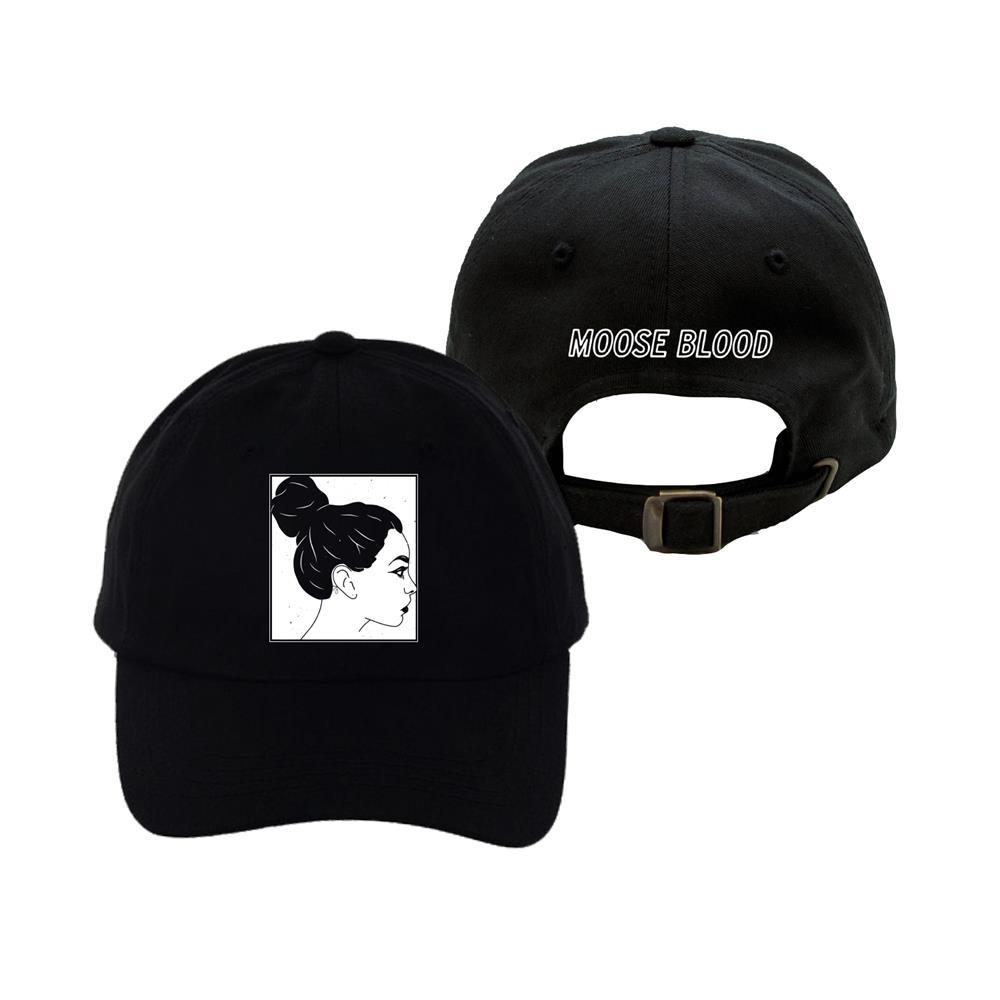 Moose Blood - Cherry Black Buckle Dad