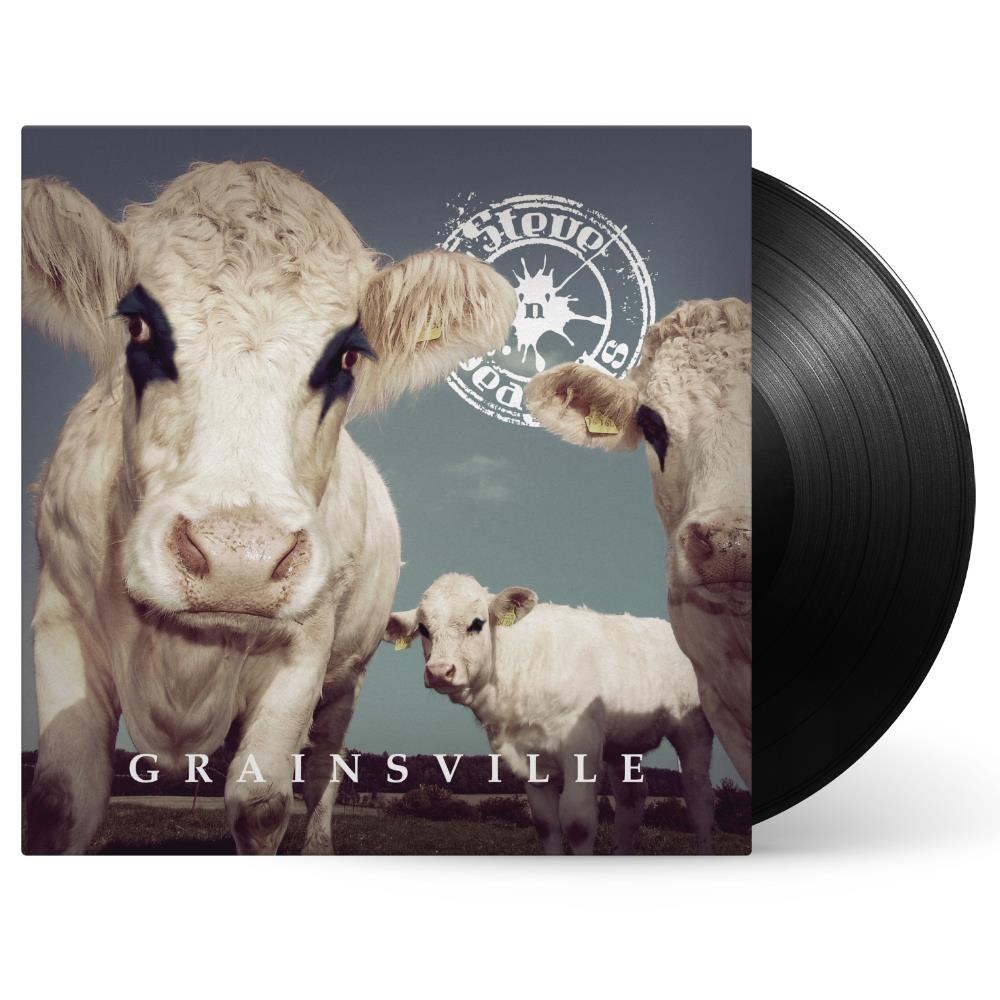 Grainsville Black Gatefold